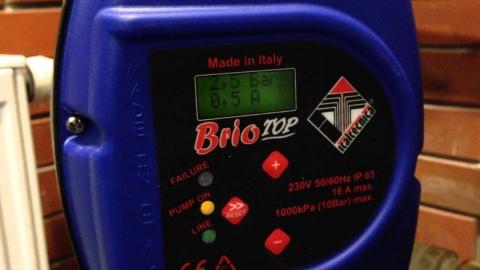 Автоматика для насоса BRIO TOP DIGITAL